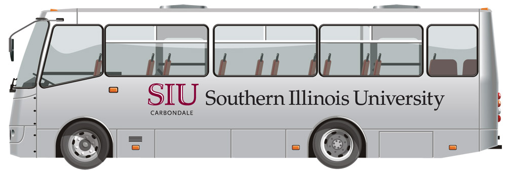 SI bus side signage example